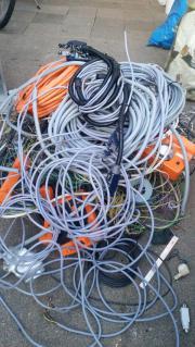 Kabel Elektro Schrott