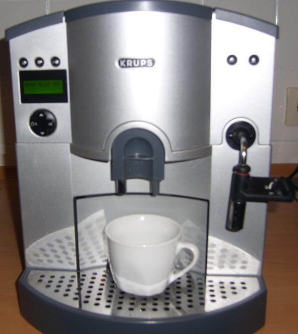 kaffeevollautomat krups fnf2 in n rnberg kaffee espressomaschinen kaufen und verkaufen. Black Bedroom Furniture Sets. Home Design Ideas