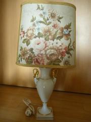 Kaiser Porzellan Tischlampe