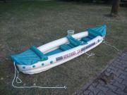 Kajak Schlauchboot zu