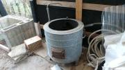 Kartoffeldämpfer -Futterkocher Waschkessel,
