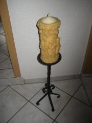 Kerzenständer aus Schmiedeeisen,