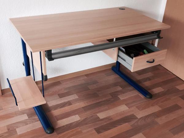 schreibtisch ma e neu und gebraucht kaufen bei. Black Bedroom Furniture Sets. Home Design Ideas