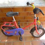 Kinderfahrrad, Fahrrad, als