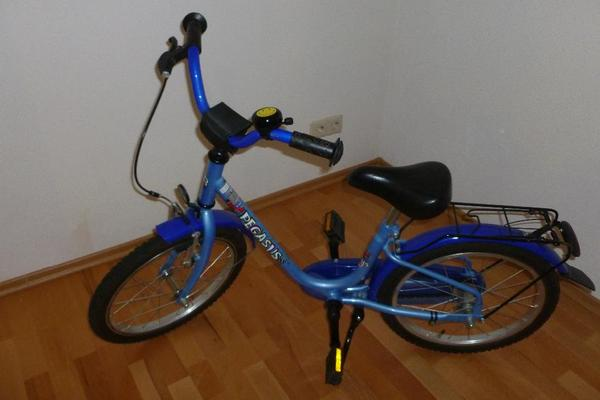 kinderfahrrad pegasus 18zoll kinder fahrr der aus riedlingen. Black Bedroom Furniture Sets. Home Design Ideas