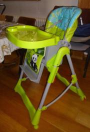Kinderhochstuhl / Babyhochstuhl höhenverstellbar