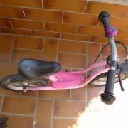 Kinderlaufrad, Laufrad, pink,