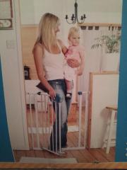 Kinderschutzgitter Treppe Gitter