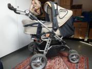 Kinderwagen Hartan Racer gebraucht kaufen  Bischweier