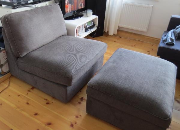 kivik sitzelement hocker in augsburg ikea m bel kaufen und verkaufen ber private kleinanzeigen. Black Bedroom Furniture Sets. Home Design Ideas