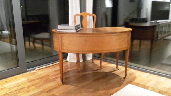 schreibtisch holz gebraucht kaufen nur 2 st bis 65 g nstiger. Black Bedroom Furniture Sets. Home Design Ideas