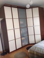 Kleiderschrank/Bett/Sideboard