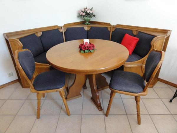 knaller schn pchen essecke mit tisch und st hlen in berlin speisezimmer essecken kaufen und. Black Bedroom Furniture Sets. Home Design Ideas