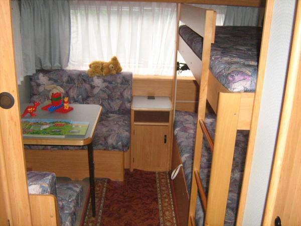 kleiner wohnwagen neu und gebraucht kaufen bei. Black Bedroom Furniture Sets. Home Design Ideas