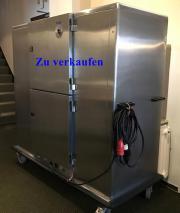 KÖHLER Edelstahl Wärmewagen -