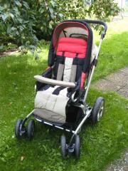 Kombi-Kinderwagen Future