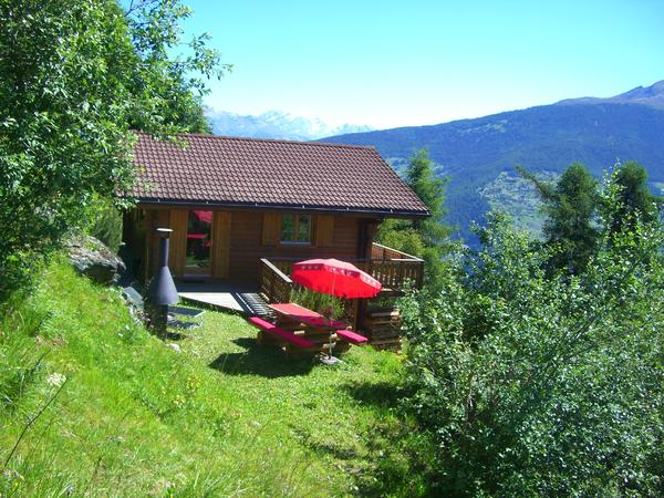 Komfort-Chalet/Ferienhaus &raquo; Ferienhuser, - wohnungen