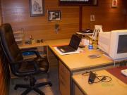 komplettes Büro