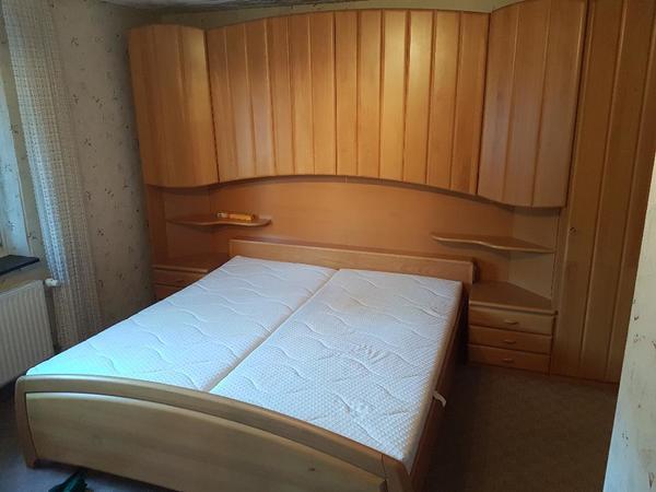 schlafzimmer massiv gebraucht kaufen nur 2 st bis 65. Black Bedroom Furniture Sets. Home Design Ideas