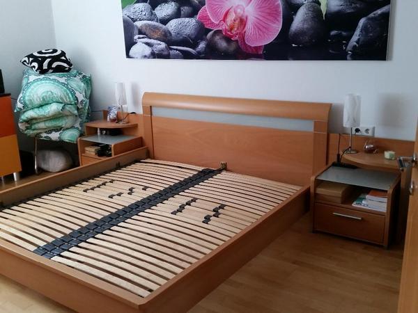komplettes schlafzimmer in hohenweiler schr nke sonstige schlafzimmerm bel kaufen und. Black Bedroom Furniture Sets. Home Design Ideas