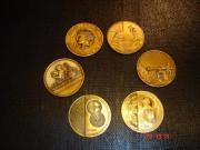 Konvolut münzen und