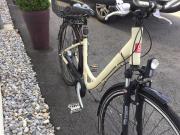 Kraftstoff Citybike, Damenrad,