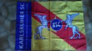 KSC Fahne mit