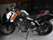 KTM Duke 125 -