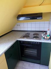 Küche (Einbauküche) gegen