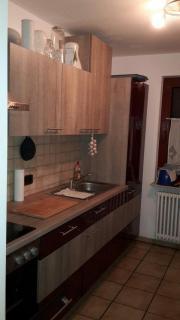Küche Küchenzeile mit