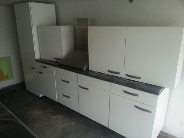 Einbauküche weiß hochglanz gebraucht  Nauhuri.com | Einbauküche Weiß Gebraucht ~ Neuesten Design ...