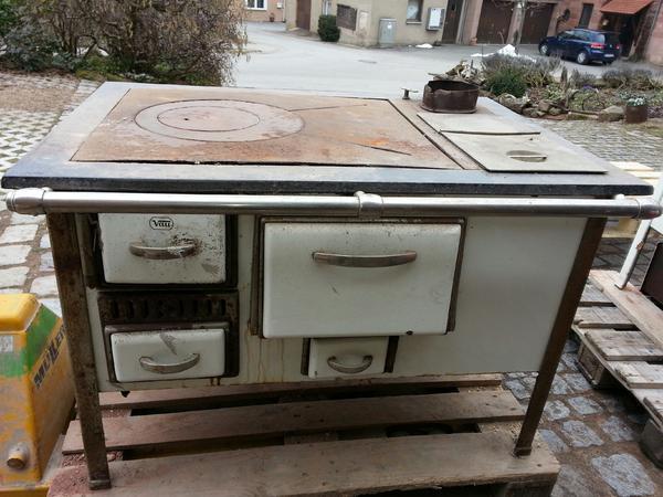 k chenholzofen zum backen und kochen antike in spalt. Black Bedroom Furniture Sets. Home Design Ideas