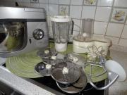 Küchenmaschine Kenwood chef