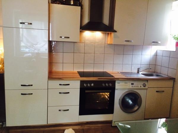 Kuchenzeile komplett inclusive gerate in mannheim for Küchenzeile komplett
