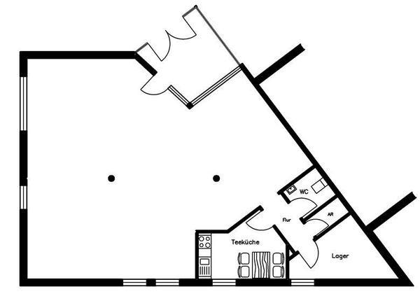 ladengesch ft fr her friseur in hn frankenbach in heilbronn vermietung gesch fte l den. Black Bedroom Furniture Sets. Home Design Ideas