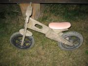 Laufrad, Holzlaufrad, Kinderrad,