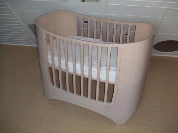 leander babybett kinderbett jugendbett juniorbett juniorkit beistellbett white wash in. Black Bedroom Furniture Sets. Home Design Ideas