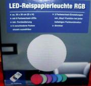 LED Lampe Nachttischlampe