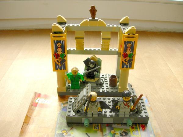 lego 4733 harry potter der duellierclub komplett in hagen spielzeug lego playmobil kaufen. Black Bedroom Furniture Sets. Home Design Ideas