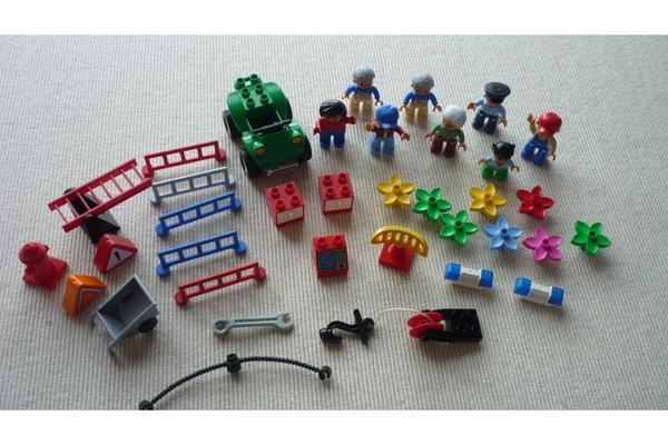 lego duplo eisenbahn firguren z une etc in weisenbach spielzeug lego playmobil. Black Bedroom Furniture Sets. Home Design Ideas