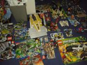 Lego, Posten, Konvolut,