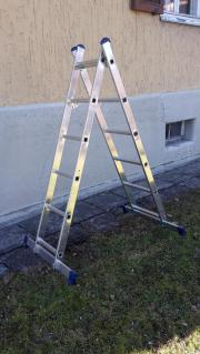Leitern-Gerüst