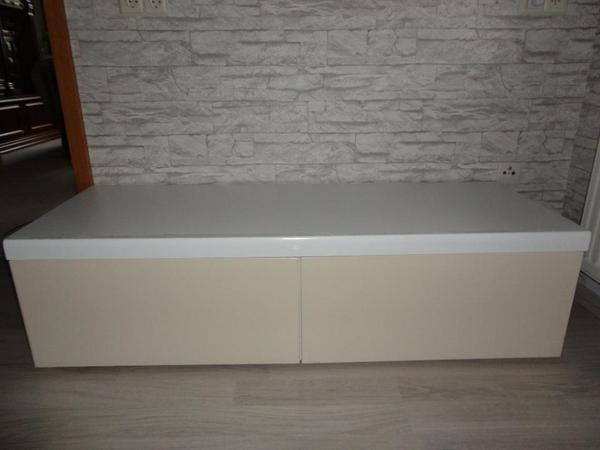 lowboard toronto hochglanz wohnzimmerschr nke. Black Bedroom Furniture Sets. Home Design Ideas