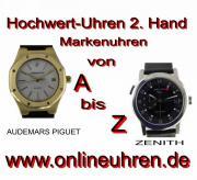 Luxus-Marken-Uhren
