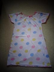 Mädchenbekleidung Nachthemd Gr.