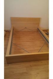 ikea malm bett in k ln haushalt m bel gebraucht und neu kaufen. Black Bedroom Furniture Sets. Home Design Ideas