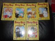 Manga- Fushigi Yuugi