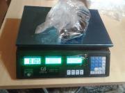 Marktdigitalwaage 40kg 5g