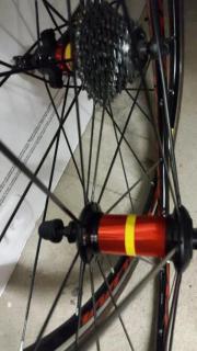 Mavic Ksyrium Laufradsatz
