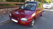 Mazda 121 Chic 4 Türig Rot Mazda, 2, Kleinwagen, Benzin, 55 kW, 80000 km, EZ 3/1994, Schaltgetriebe, Rot Metallic. Das Auto im Guten Zustand hat Zentral El.Schiebedach Tüv 2017 ... 795,- D-90768Fürth Vach Heute, 07:57 Uhr, Fürth Vach - Mazda 121 Chic 4 Türig Rot Mazda, 2, Kleinwagen, Benzin, 55 kW, 80000 km, EZ 3/1994, Schaltgetriebe, Rot Metallic. Das Auto im Guten Zustand hat Zentral El.Schiebedach Tüv 2017
